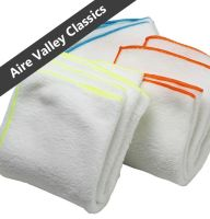 Ultra soft microfibre cloth