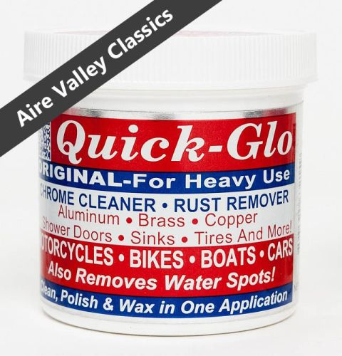 Quick-Glo Original formula 8oz (220ml)